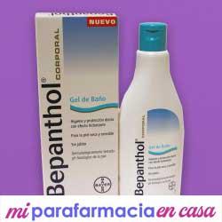 Bepanthol Gel Bano 200 Ml, Higiene Y Proteccion Diaria Con Efecto Hidratante, Para Piel Seca