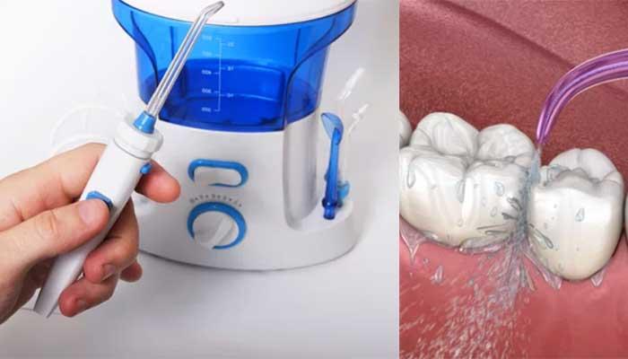 irrigador dental para qué sirve